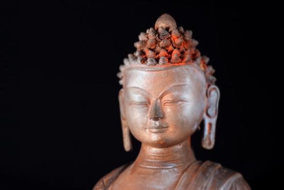 Buddha Headshot 1