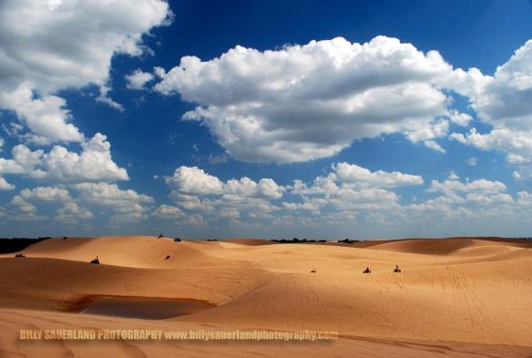 Sandfest 2010, Little Sahara State Park in Oklahoma