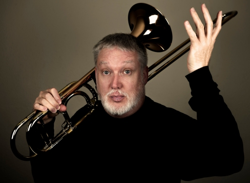 Trombone musician and member of the Tulsa Symphony