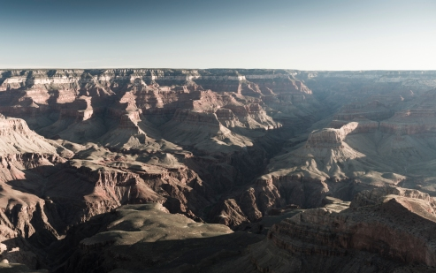 Grand Canyon, south rim ©Billy Sauerland